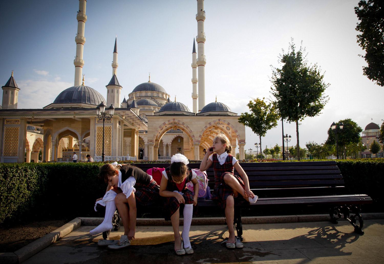 Чеченский секс на улице 25 фотография