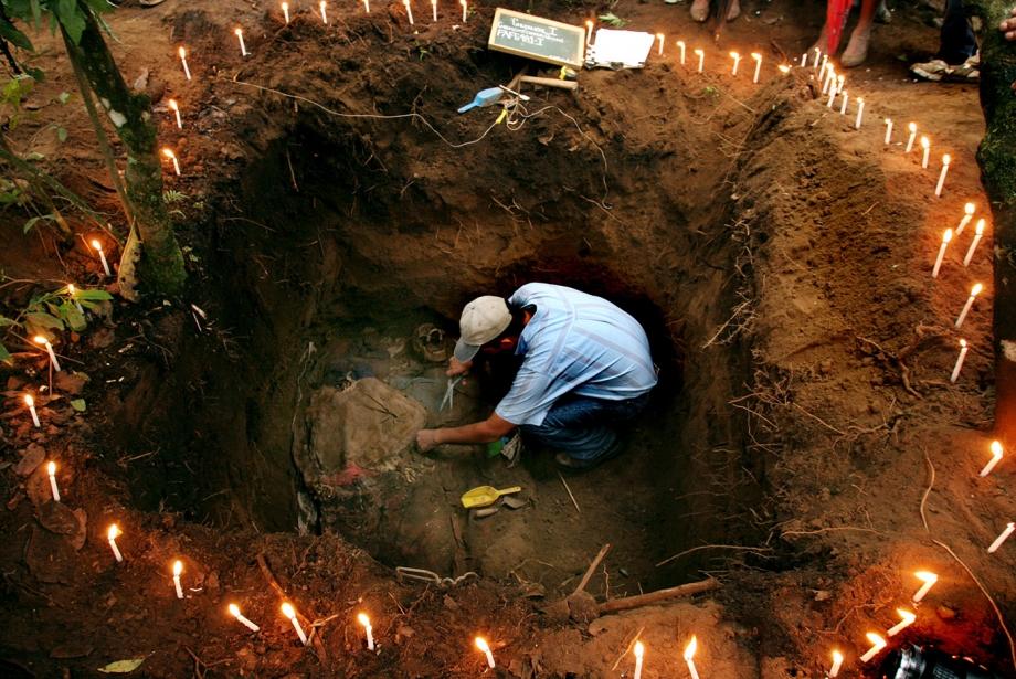 Exhume the Body